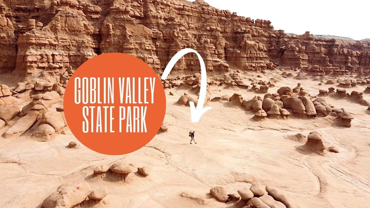 Goblin Valley State Park Adventure