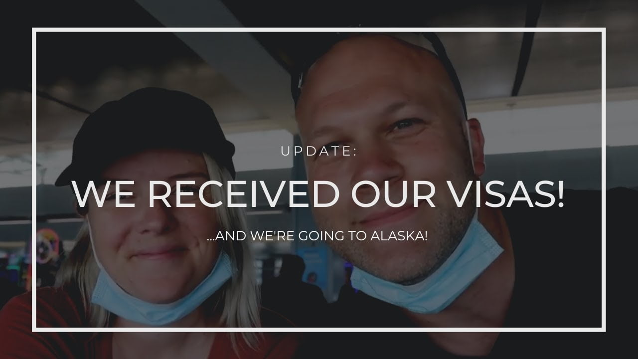 We Received Our Visas!