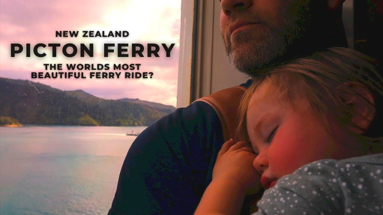 Most Beautiful Ferry In The World?!