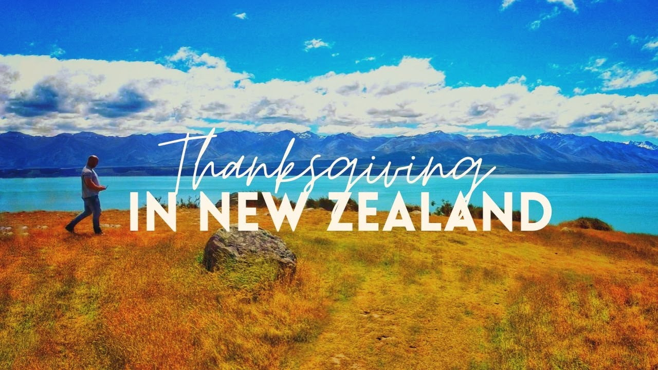 Thanksgiving in New Zealand