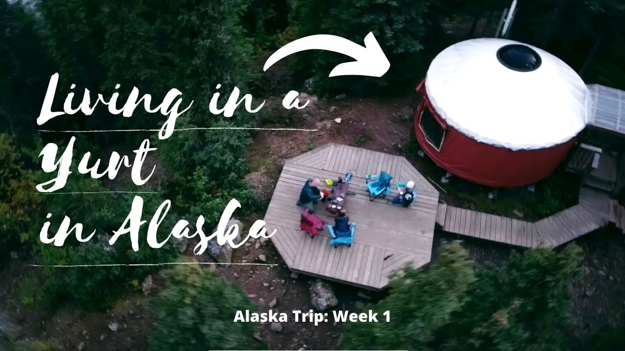 First Week In Our Alaska Trip