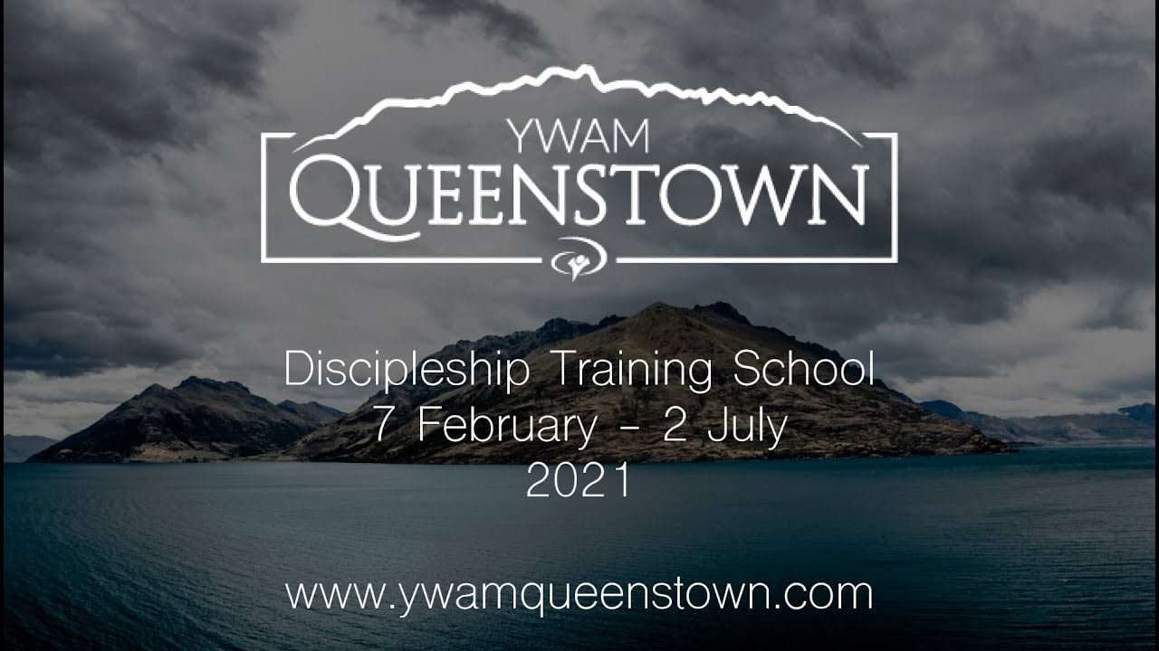 YWAM Queenstown 2021 DTS Promotion