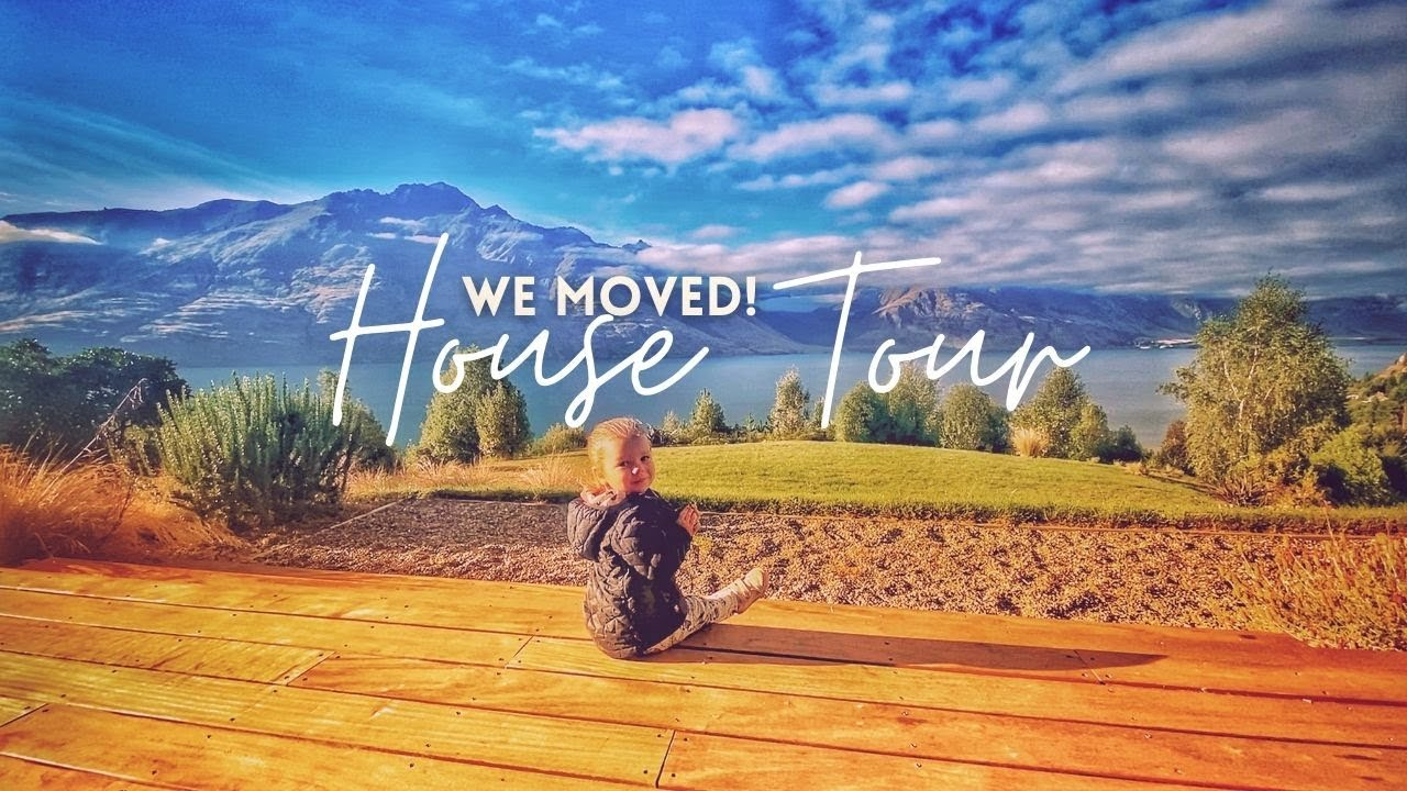 We Moved! House Tour