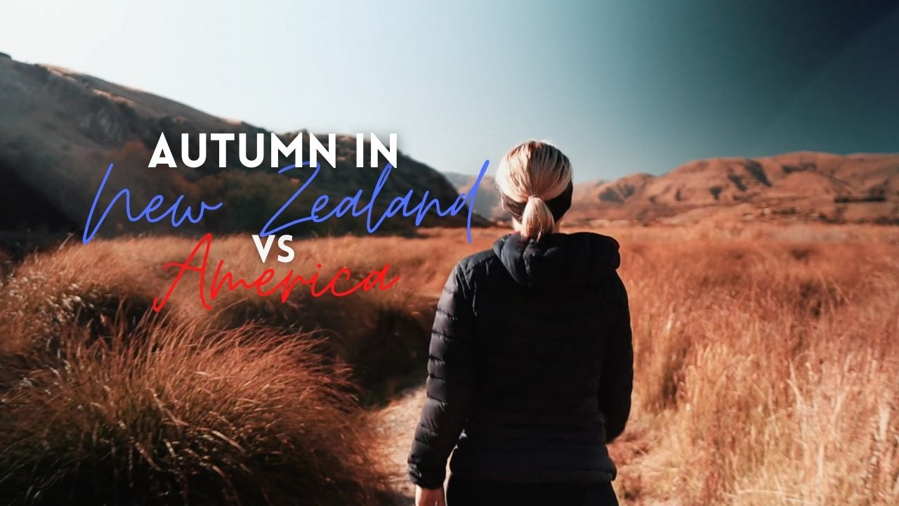 NZ vs USA – Autumn season differences we have noticed